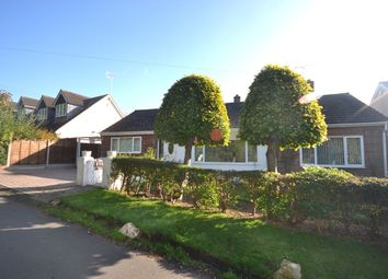 Thumbnail 3 bedroom bungalow for sale in Robin Hood Road, Elsenham, Bishop's Stortford