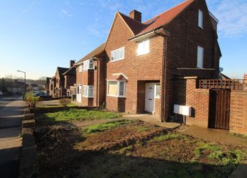 Thumbnail 1 bedroom flat to rent in Hever Croft, London