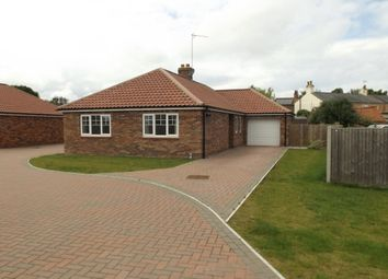 Thumbnail 3 bedroom bungalow to rent in Scottgate Close, Terrington St. Clement, King's Lynn