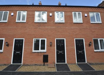 Thumbnail 3 bed town house to rent in Chessher Street, Hinckley, Leicestershire