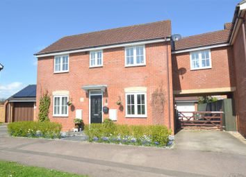 Thumbnail 3 bed link-detached house for sale in Cotswolds Way, Calvert, Buckingham