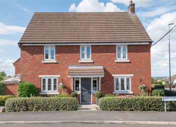 Thumbnail 4 bed detached house for sale in Abbey Close, Shepshed, Loughborough