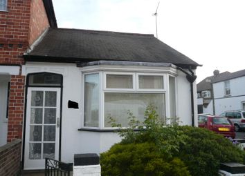Thumbnail 1 bed bungalow to rent in Duncan Road, Aylestone, Leicester