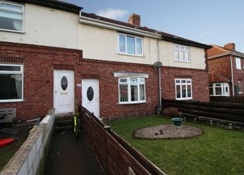 Thumbnail 2 bed terraced house for sale in Surrey Terrace, Chester Le Street, Durham