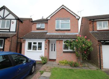 Thumbnail 4 bed detached house to rent in Milestone Close, Stevenage