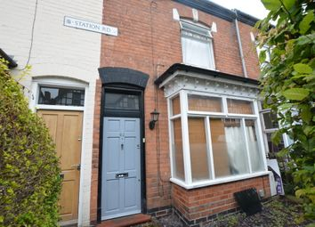 Thumbnail 2 bed terraced house for sale in Station Road, Harborne, Birmingham