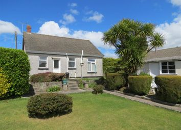 Thumbnail 2 bed detached bungalow for sale in Bethel Road, Boscoppa, St. Austell