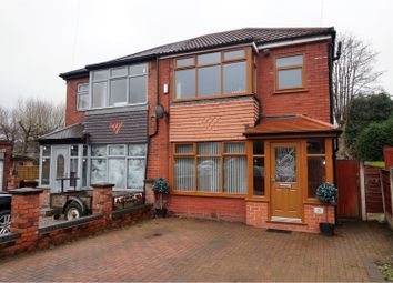 Thumbnail 3 bed semi-detached house for sale in Walker Road, Chadderton, Oldham