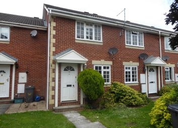 Thumbnail 2 bed terraced house to rent in Fosse Close, Abbeymead, Gloucester