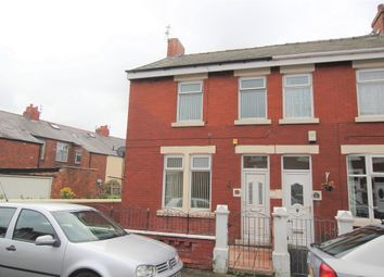 Thumbnail 3 bed semi-detached house to rent in Johnson Road, Blackpool