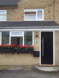 Thumbnail 2 bed terraced house for sale in Quarry Close, Enstone, Chipping Norton