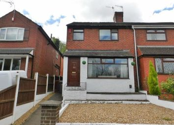 Thumbnail 2 bed town house for sale in Orford Street, Porthill, Newcastle Under Lyme, Staffs