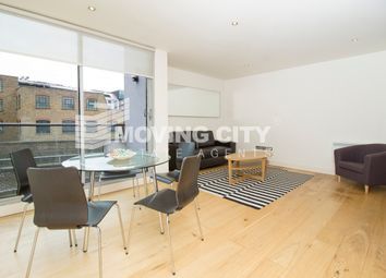 Thumbnail 2 bed flat to rent in The Foundry, 9-15 Dereham Place, Shoreditch