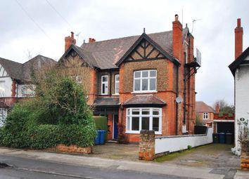 Thumbnail 1 bedroom flat to rent in Davies Road, West Bridgford, Nottingham