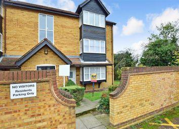 Thumbnail 1 bedroom flat for sale in Knights Manor Way, Dartford, Kent