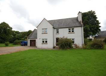 Thumbnail 5 bed detached house to rent in The Manse, Birnie, Elgin