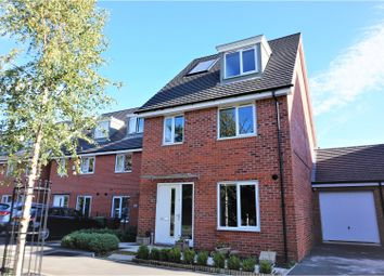 Thumbnail 3 bedroom detached house for sale in Horwood Drive, Wilford