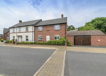 Thumbnail 4 bed detached house for sale in Shoveller Drive, Apley, Telford, Shropshire
