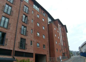 Thumbnail 3 bed flat to rent in Rialto Apartments, Melborne Street, Newcastle