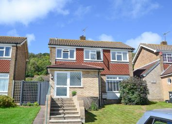 Thumbnail 3 bed detached house for sale in Bracken Road, Eastbourne