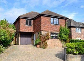 Thumbnail 4 bed detached house for sale in 3 Forge Cottages, Morleys Road, Weald, Sevenoaks, Kent