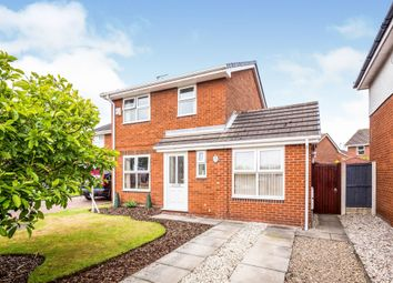 Thumbnail 3 bed detached house for sale in Firbank, Elton, Chester
