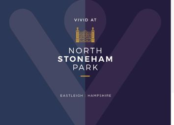 Thumbnail 2 bed terraced house for sale in Vivid @ North Stoneham Park, Eastleigh