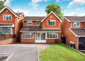5 bed detached house for sale in Hallot Close, Birmingham B23