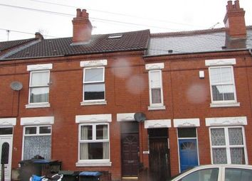 Thumbnail 4 bed terraced house to rent in Westwood Road, Earlsdon, Coventry