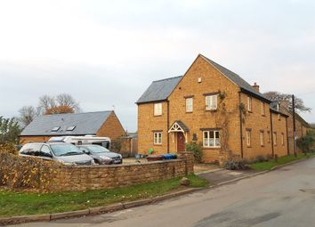 Thumbnail 4 bedroom detached house for sale in Main Road, Milcombe, Banbury