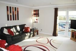 Thumbnail 2 bed flat to rent in Carnwath Road, Carluke