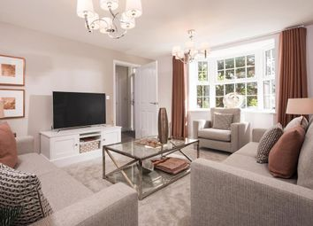 "Thumbnail 4 bed detached house for sale in ""Bradgate"" at Fleckney Road, Kibworth, Leicester"