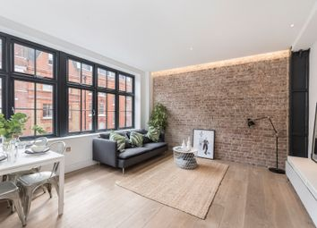 Thumbnail 1 bed flat to rent in Print Works House, Mayfair
