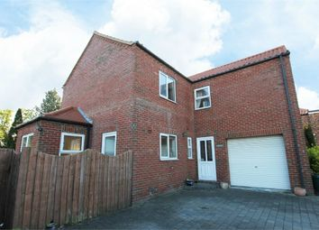 Thumbnail 4 bedroom detached house for sale in Station View, Cliffe, Selby, North Yorkshire