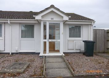 Thumbnail 2 bed bungalow to rent in Newcross Park, Kingsteignton
