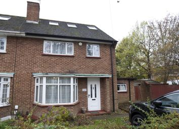 Thumbnail 5 bed semi-detached house for sale in Horseshoe Lane, Watford
