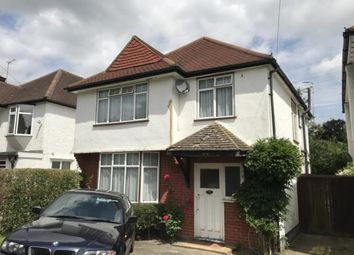 Thumbnail 3 bed detached house for sale in Brookdene Avenue, Watford, Hertfordshire