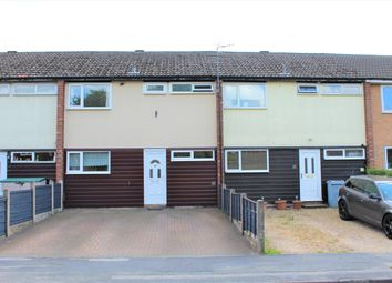 Thumbnail 3 bed terraced house to rent in Kendal Road, Macclesfield