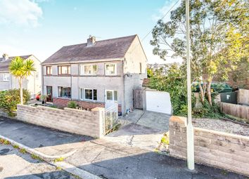 Thumbnail 3 bed semi-detached house for sale in Kipling Gardens, Cefn Glas, Bridgend