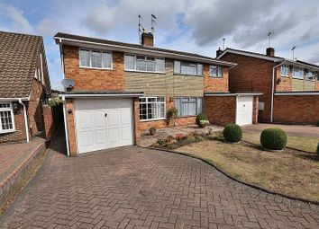 Thumbnail 3 bed semi-detached house for sale in Lambs Close, Dunstable