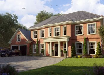 Thumbnail 5 bed property for sale in Fir Tree Close, Ascot