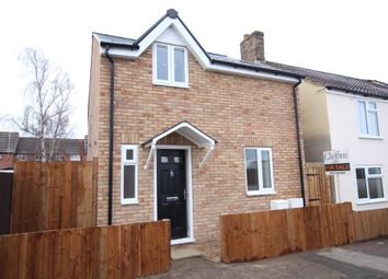 Thumbnail 2 bed detached house for sale in Wisbech Road, Littleport, Ely