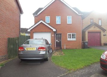Thumbnail 3 bedroom detached house to rent in 5 Bosworth Close, Buckingham Fields, Northampton