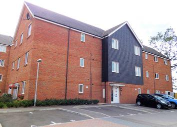 Thumbnail Flat to rent in Northolt Close, Farnborough, Hampshire