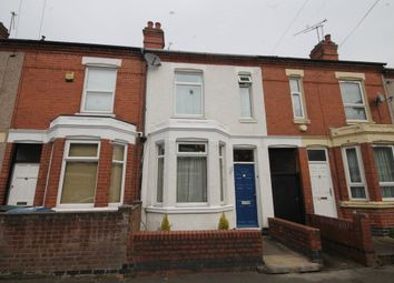 Thumbnail 3 bedroom terraced house for sale in Hugh Road, Coventry