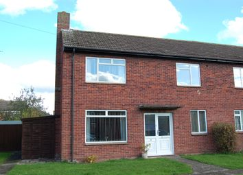 Thumbnail 2 bed semi-detached house for sale in Halton Way, Credenhill, Hereford