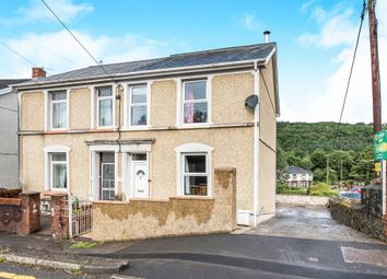 Thumbnail 3 bedroom semi-detached house for sale in Neath Road, Crynant, Neath