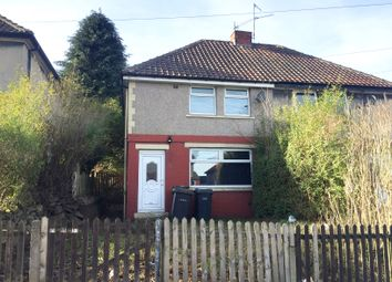 Thumbnail 2 bedroom semi-detached house for sale in Sowden Road, Heaton, Bradford