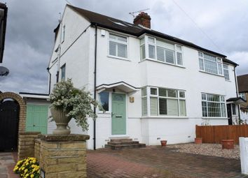 Thumbnail 4 bed semi-detached house for sale in Valley View, Barnet