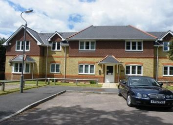 Thumbnail 2 bed flat to rent in Badgers Copse, Camberley